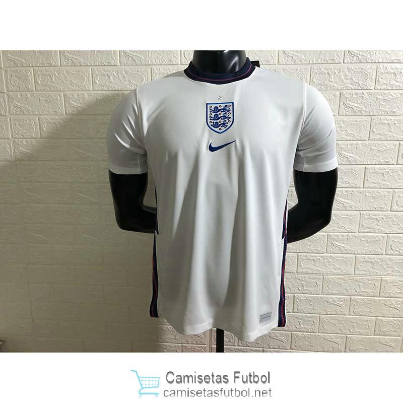 Camiseta Inglaterra 1ª Equipación 2020 White l camisetas Inglaterra baratas